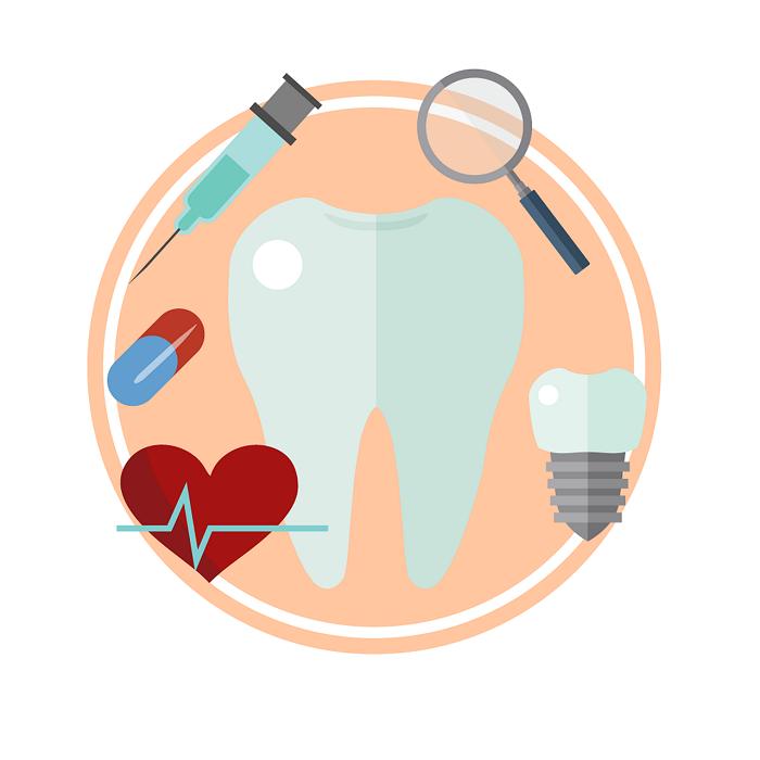 Zubné implantáty z titánu