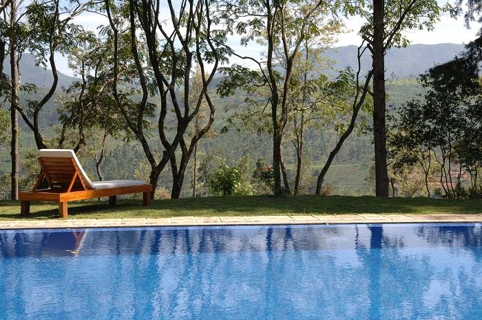 Elegantné kopané bazény