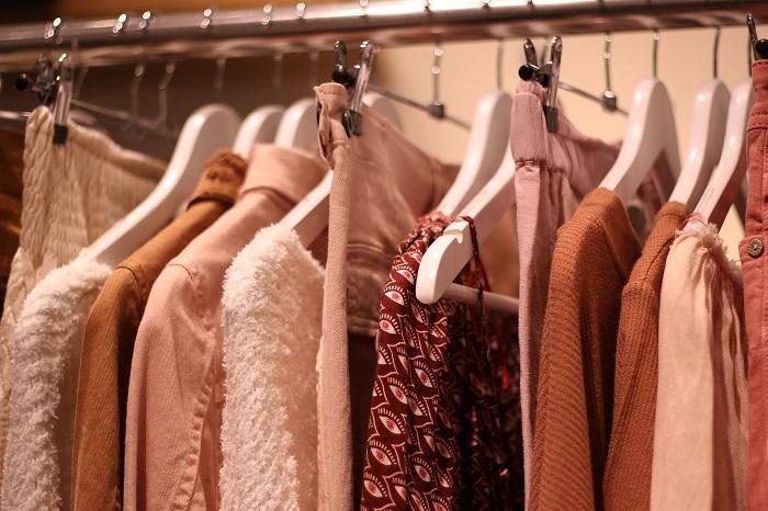 Roldor skrine na vaše oblečenie